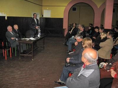 A muzslyai Magyar Házban tartották meg a Nemzeti sorskérdéseink  harmadik előadóestjét