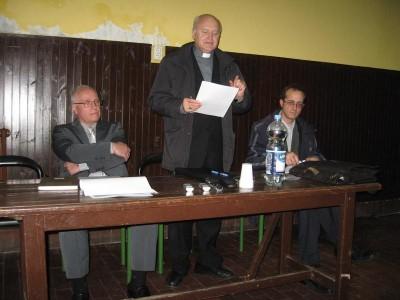 Német László megyés püspök szerint még nagy lehetőségek vannak az egyház és a civil szervezetek együttműködésében